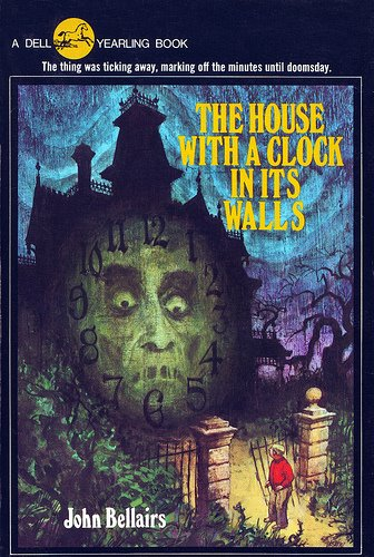 The House With A Clock In Its Walls, John Bellairs, Gothic Horror, and Magic